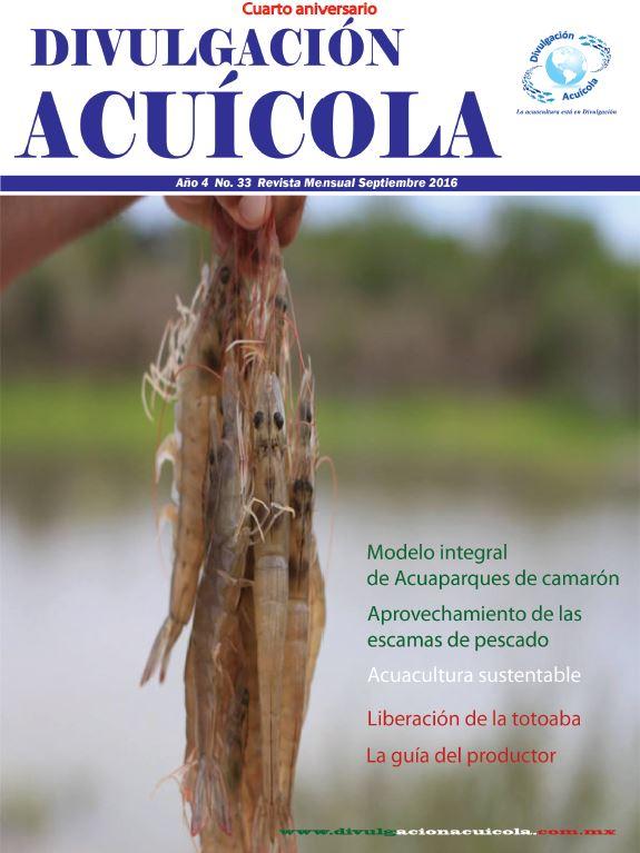 4to Aniversario Divulgación Acuícola Septiembre 2016