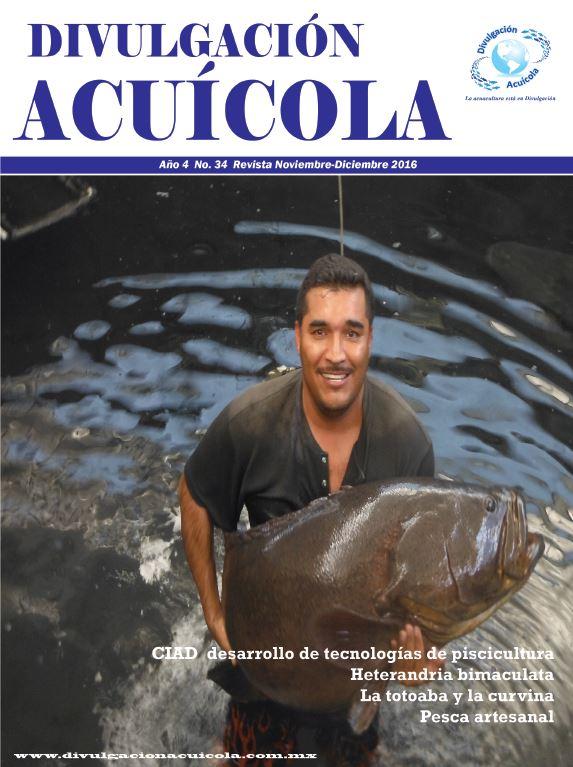 Revista Divulgación Acuícola Noviembre-Diciembre
