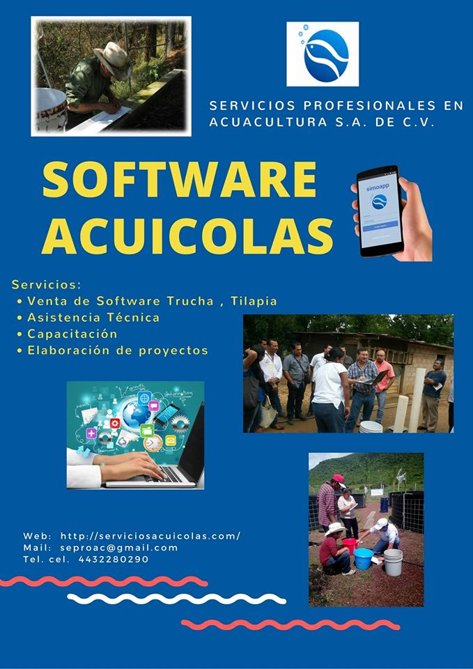 Software Acuicolas
