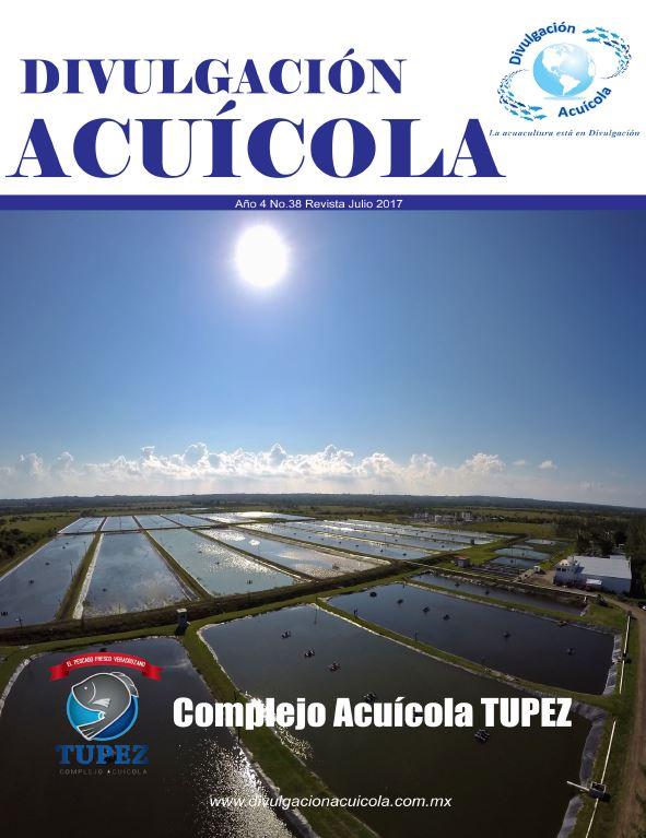 Revista Divulgación Acuícola mes de Julio 2017