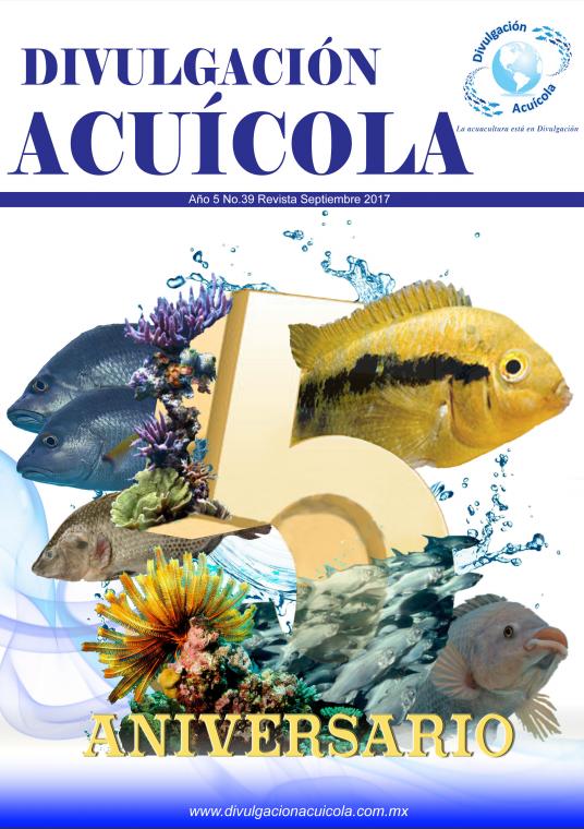 5to Aniversario Divulgación Acuícola Septiembre 2017