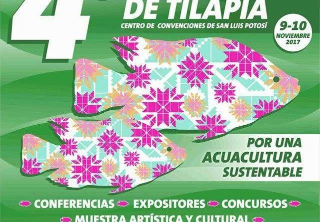 4° Foro Nacional Tilapia San Luis Potosí