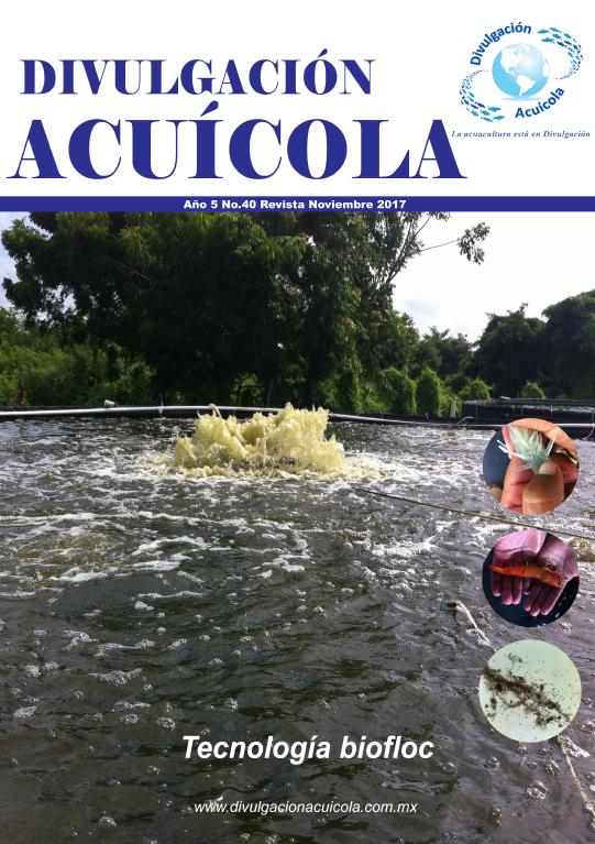 Revista Divulgación Acuícola mes de Noviembre 2017