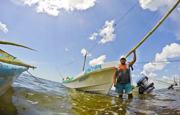 El cooperativismo contribuye con el progreso económico, social y el desarrollo sustentable del sector pesquero y acuícola nacional
