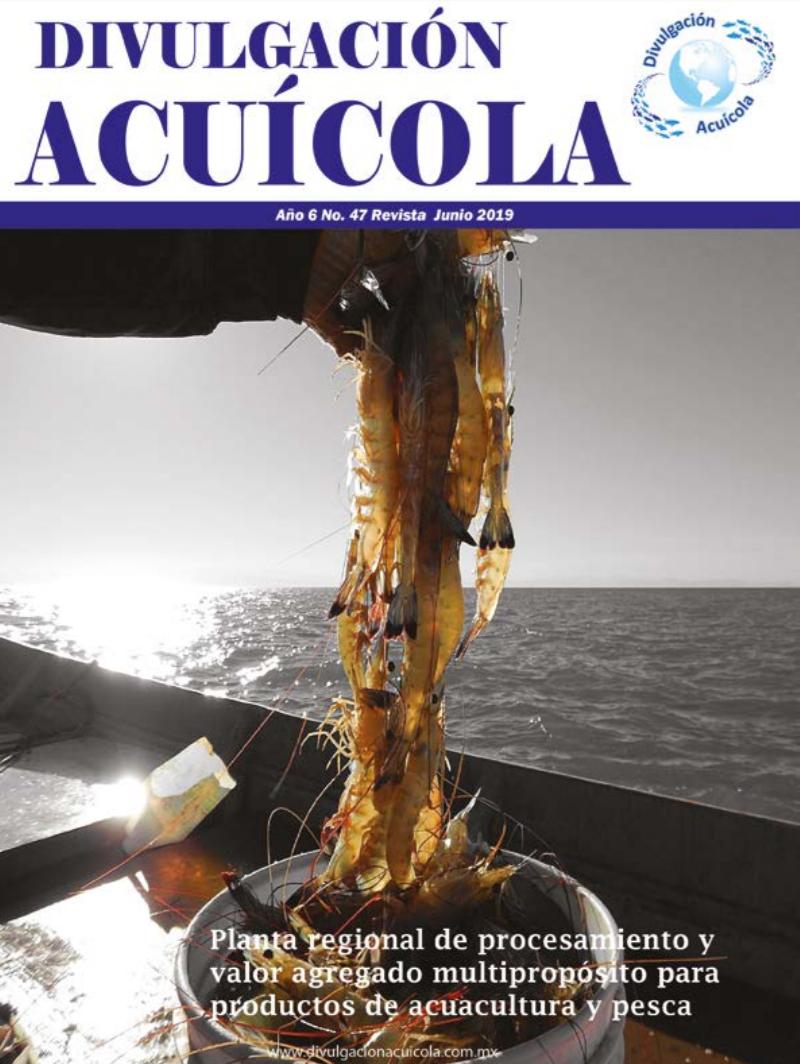 Revista Divulgación Acuícola mes de Junio 2019