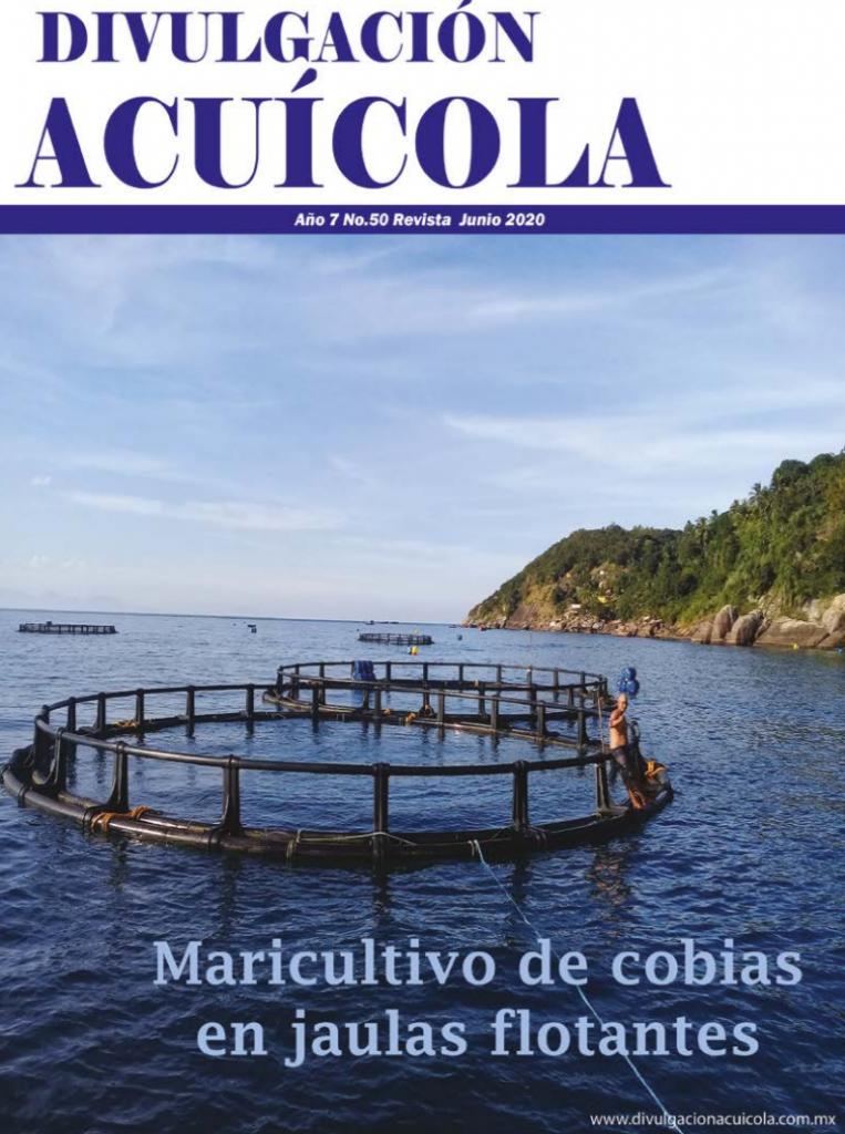Revista Divulgación Acuícola mes de Junio 2020